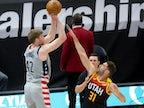 NBA roundup: Utah Jazz's 24-game winning streak ended by Wizards