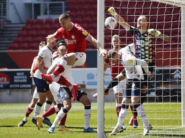 Result: Bristol City 2-3 Luton: Visitors edge five-goal thriller