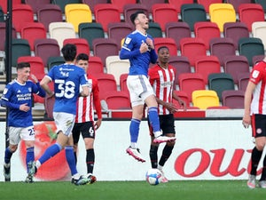 Brentford 1-1 Cardiff: Bees drop more points in promotion race