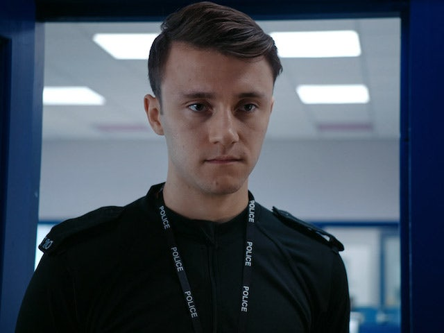 Line of Duty's Ryan Pilkington 'wanted for Strictly Come Dancing'