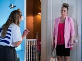 Nancy and Linda on EastEnders on May 4, 2021