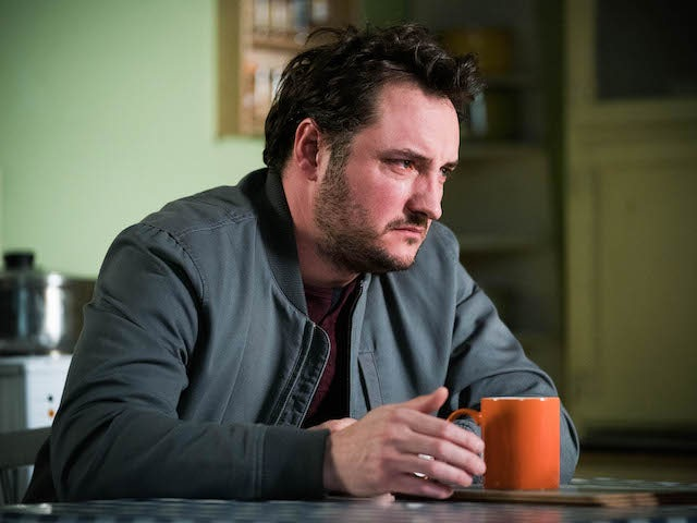 Martin on EastEnders on May 6, 2021