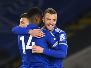 How Leicester could line up against Man United