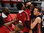 NBA roundup: Miami Heat beat Boston Celtics to secure playoff spot