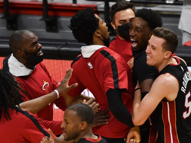 NBA roundup: Bam Adebayo buzzer beater sees Heat overcome Nets