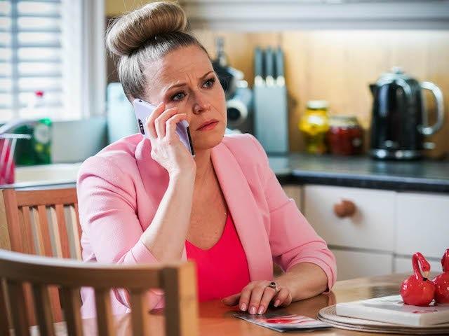 Linda on EastEnders on May 3, 2021