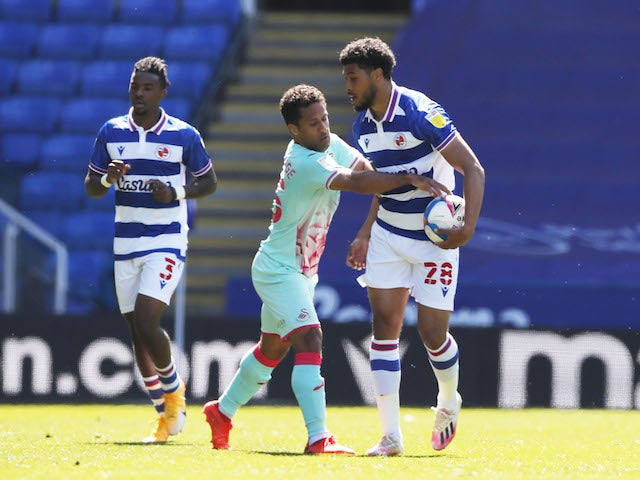 Result: Reading 2-2 Swansea: Swans secure playoff position