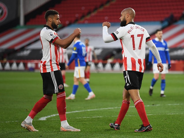 How Sheffield United could line up against Tottenham Hotspur