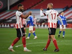 "Paul Heckingbottom hails Sheffield United's ""willingness"" to beat Brighton"
