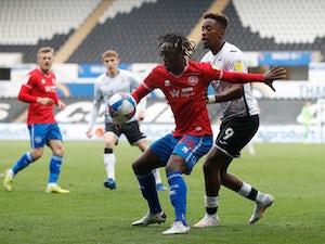 Swansea 0-1 QPR: Lyndon Dykes nets late winner in Wales