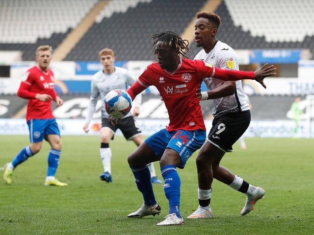 Result: Swansea 0-1 QPR: Lyndon Dykes nets late winner in Wales