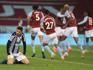 Villa 2-2 West Brom: Smith's side snatch late point against strugglers
