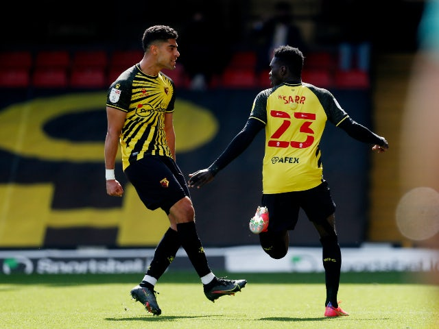 Result: Watford 1-0 Millwall: Hornets promoted back to Premier League