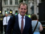 Alastair Campbell pictured in September 2019