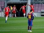 Result: Barcelona 1-2 Granada: Hosts shocked at Camp Nou as title hopes take a hit
