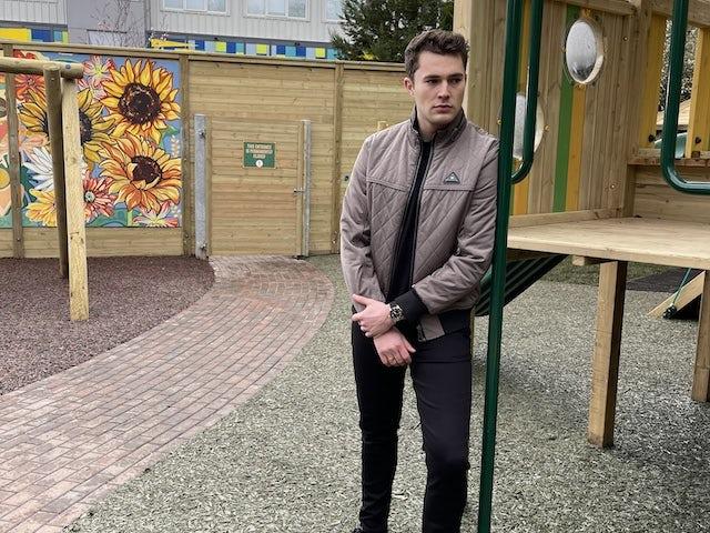 Jacob on Hollyoaks on May 7, 2021