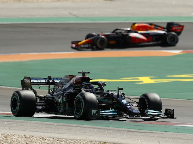 Hamilton the stand-out 2021 driver so far - Sainz