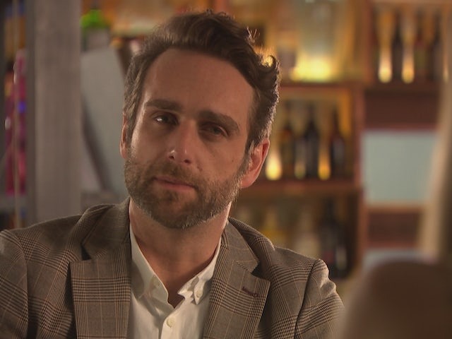 Theo on Hollyoaks on May 4, 2021