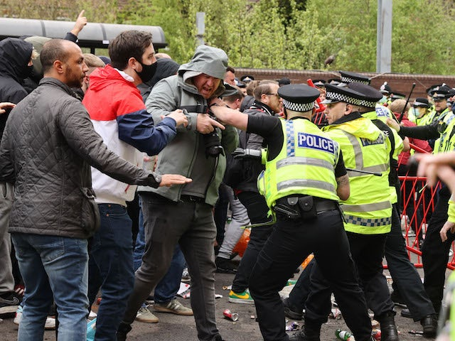 What happens next after the Old Trafford protests?