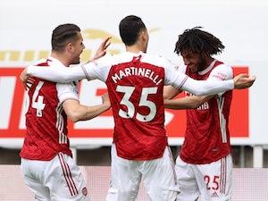 Newcastle 0-2 Arsenal: Gunners return to winning ways in routine fashion