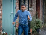 Noel Clarke does a runner in episode five of Viewpoint