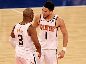 NBA roundup: Phoenix Suns secure spot in NBA playoffs
