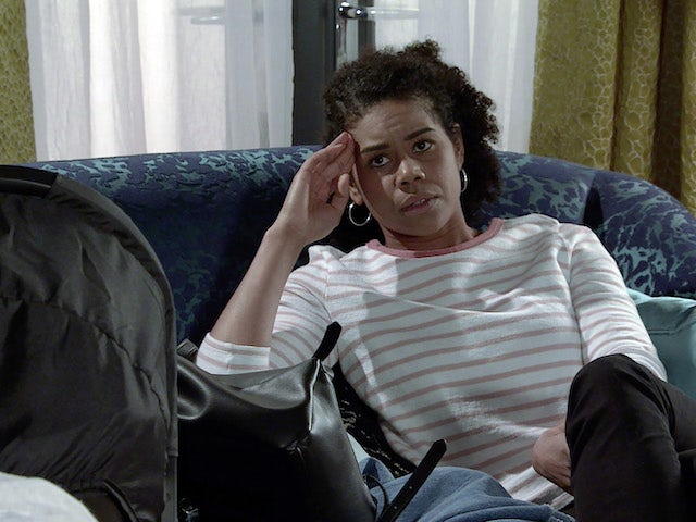 Grace on the first episode of Coronation Street on May 12, 2021