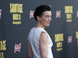 Olivia Williams pictured in March 2014