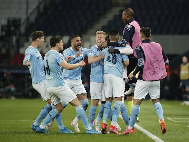 Five talking points ahead of Man City's clash with PSG