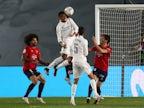 Result: Real Madrid 2-0 Osasuna: Militao, Casemiro score for title-chasing Blancos