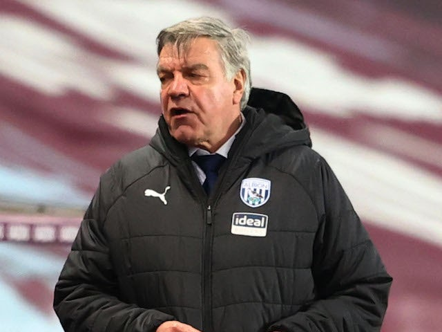 Sam Allardyce 'set for talks over West Brom future'