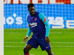 Barcelona to sell Samuel Umtiti in January?