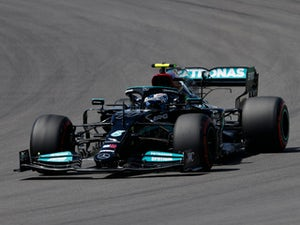 Valtteri Bottas denies Lewis Hamilton 100th pole in Portugal