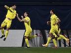 Thursday's Europa League semi-final predictions including Arsenal vs. Villarreal