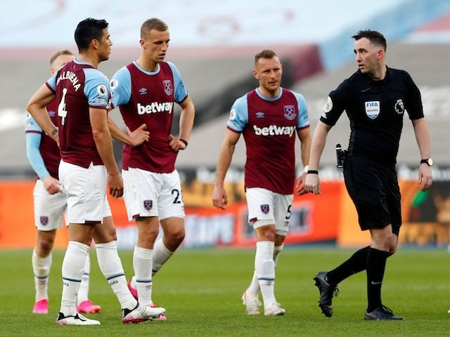 How West Ham United could line up against Burnley