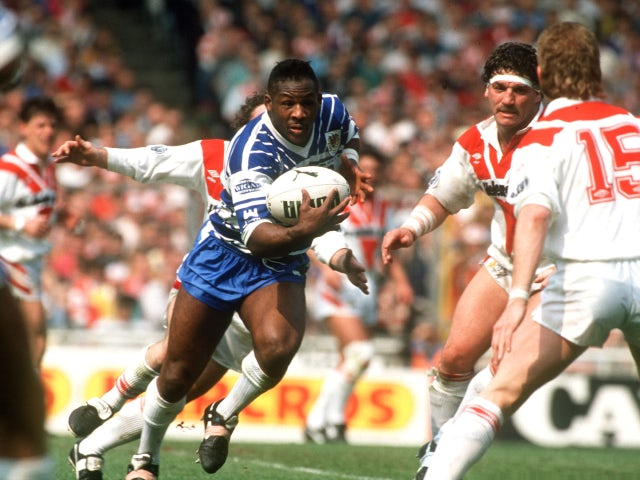 On This Day: Wigan's Ellery Hanley lifts third successive Challenge Cup