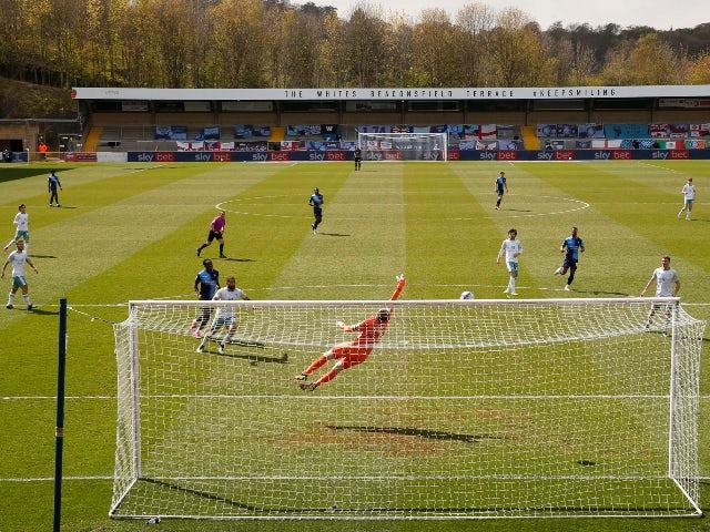 Result: Wycombe 1-0 Bournemouth: Uche Ikpeazu keeps Chairboys fighting