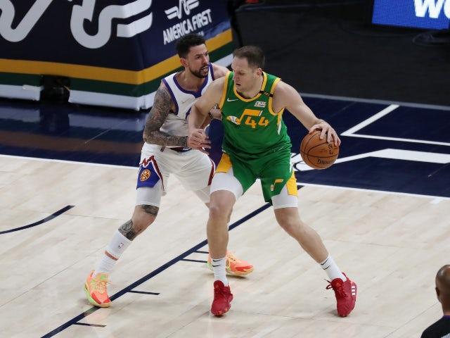 NBA roundup: Bojan Bogdanovic hits career best in Jazz win