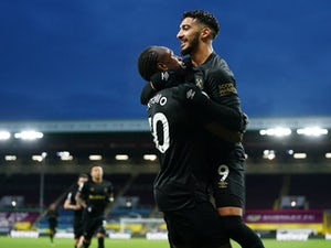 """David Moyes """"a little bit surprised"""" by Michail Antonio at Burnley"""