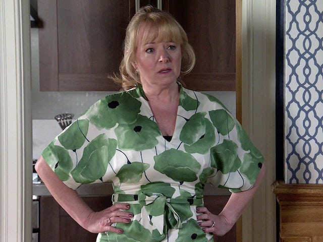 Jenny on the first episode of Coronation Street on May 19, 2021