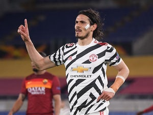 Edinson Cavani deal 'changes Man United's transfer plans'