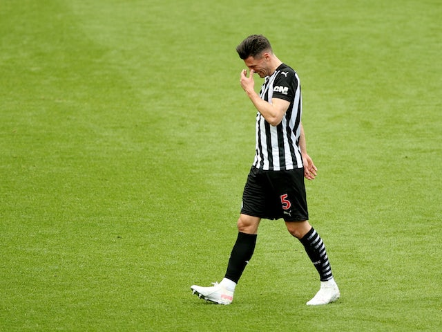 Newcastle 'pushing for new Fabian Schar contract before Euros'