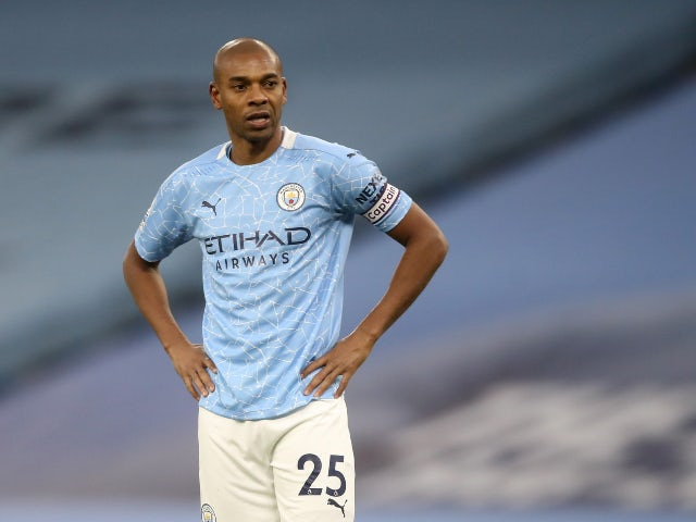 Fernandinho: 'Man City have reached new heights'