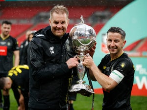 Harrogate 1-0 Concord Rangers: Josh Falkingham secures FA Trophy win
