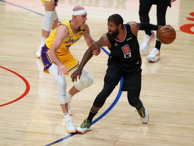 NBA roundup: Paul George stars as Clippers overcome Lakers