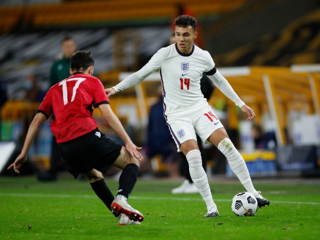 Arsenal 'keeping tabs on Derby youngster Lee Buchanan'
