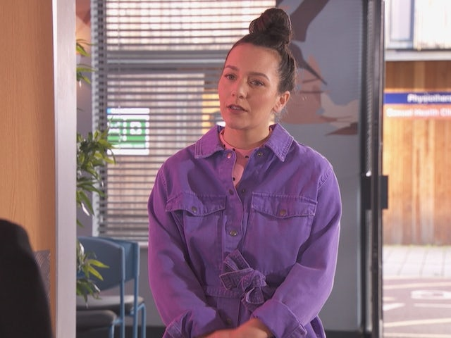 Cleo on Hollyoaks on May 12, 2021