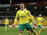 Norwich City defender Max Aarons pictured in December 2020