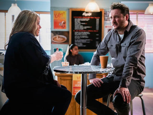 Martin on EastEnders on May 17, 2021