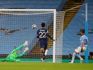 Man City 2-0 PSG: Riyad Mahrez sends City to Champions League final